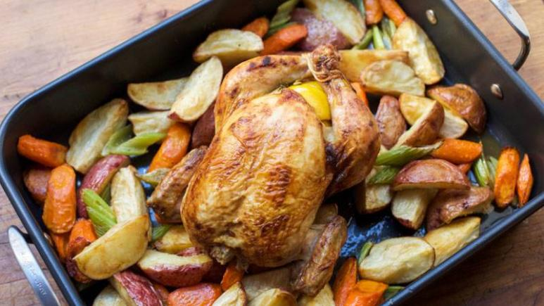 Ditch The Cleanup With These 13 One Pan Dinners Rachael