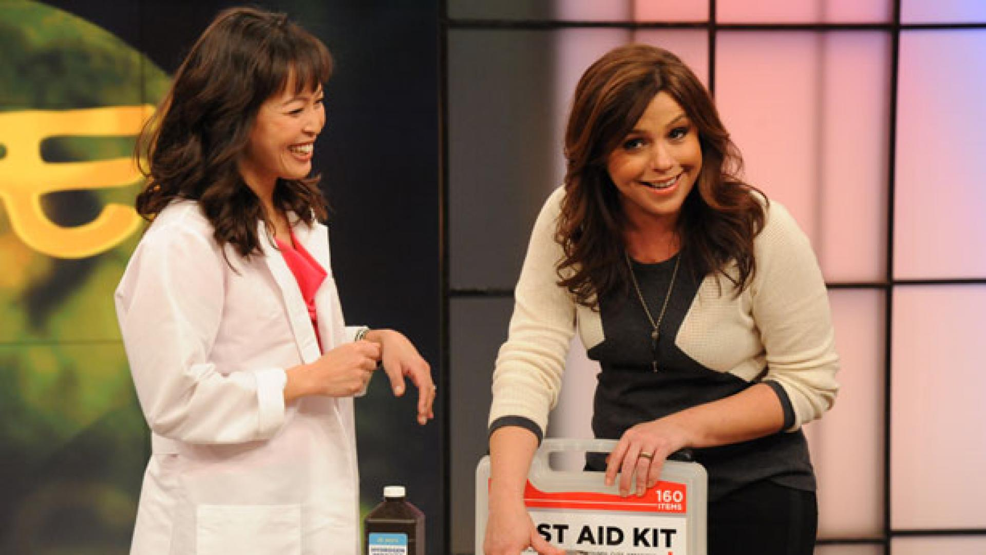 Only Online: Building a Pet First Aid Kit | Rachael Ray Show