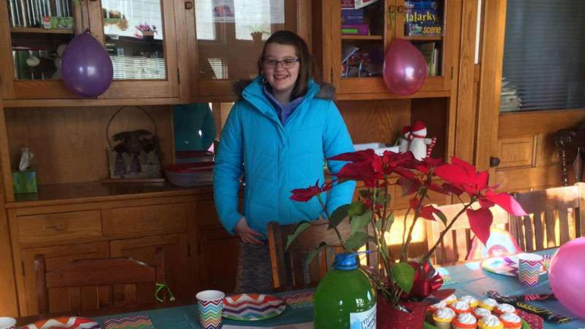 12 Year Old Throws Birthday Parties For Kids In Homeless Shelter
