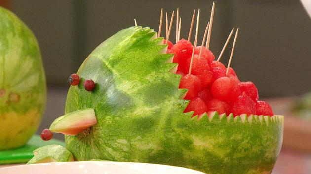 Th of july foodie bash u watermelon palooza rachael ray show