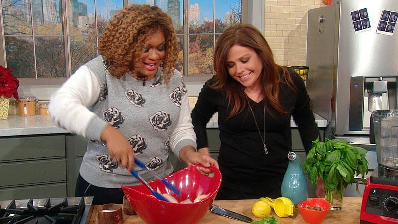 Sunny Anderson Makes an Emotional Announcement   Rachael Ray