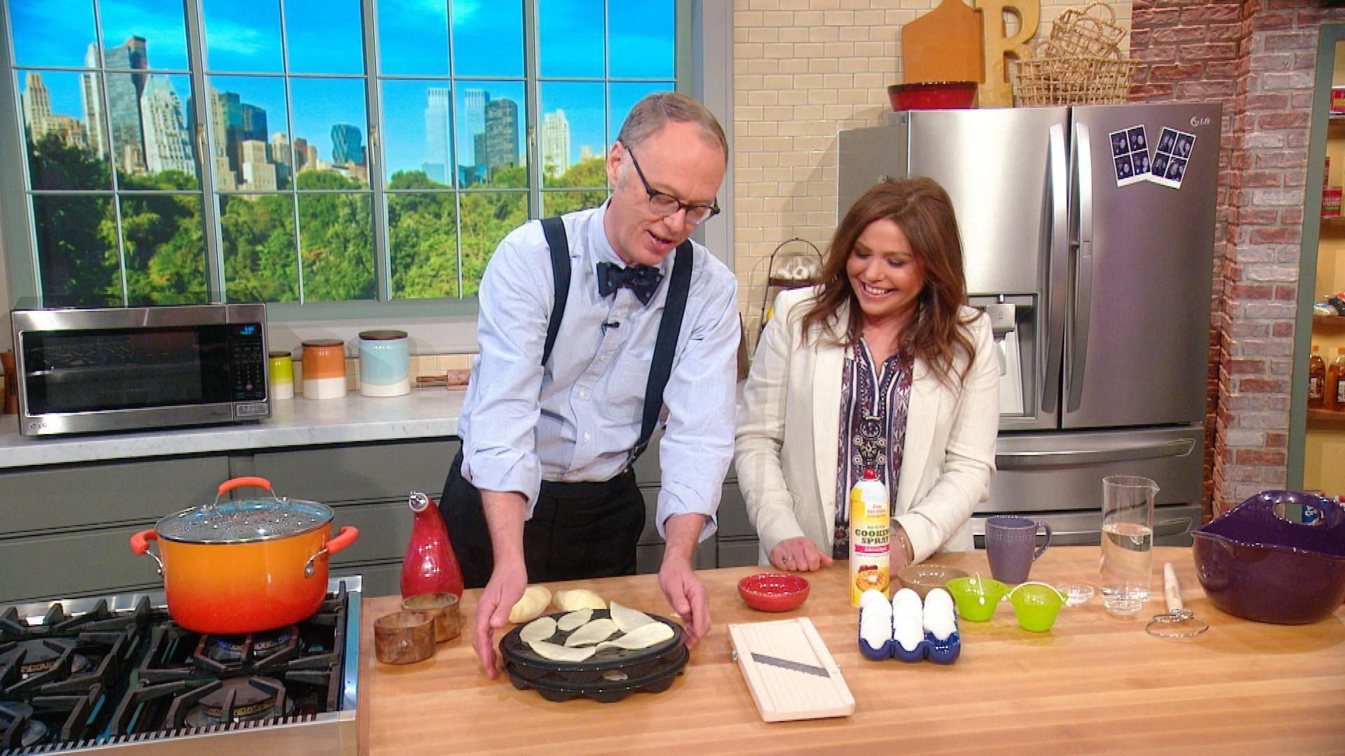 A Gadget That You Can Use To Make Fat Free Chips In Your Microwave Rachael Ray Show
