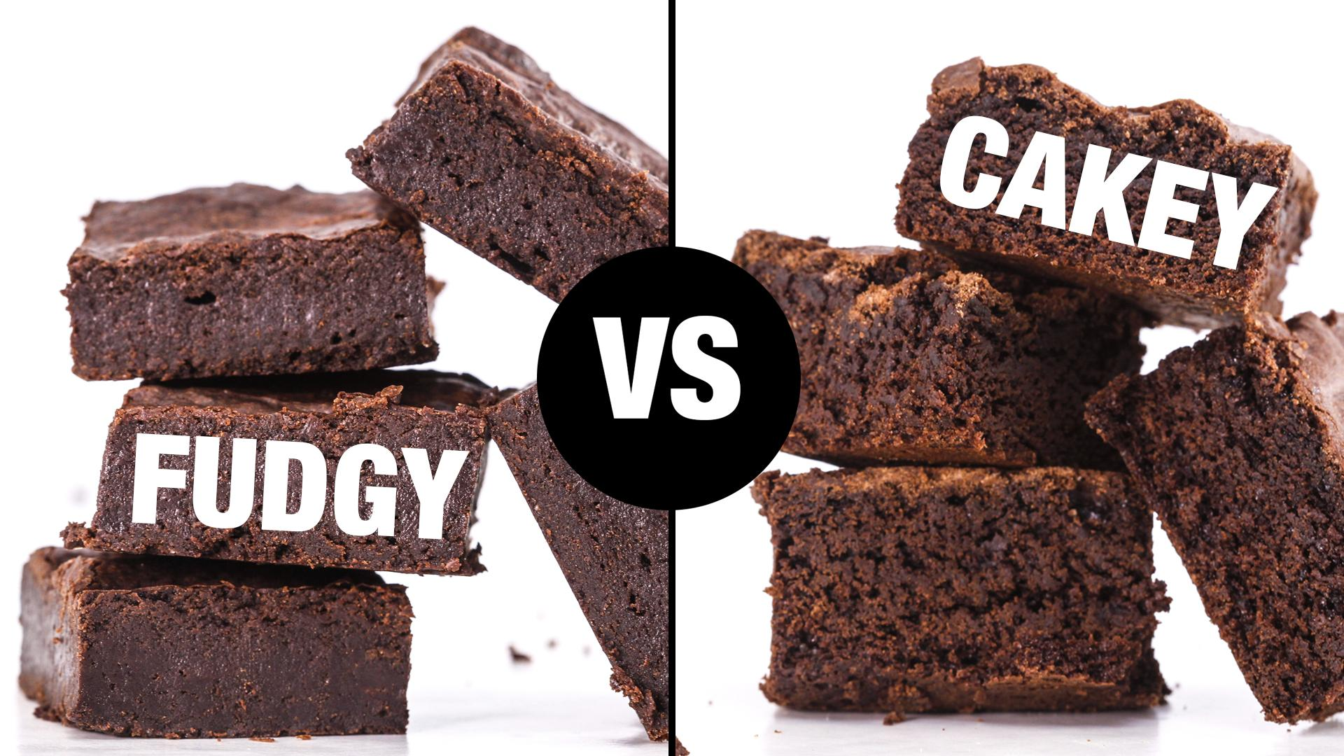 a0538320ef2 What s The Main Difference Between Cakey + Fudgy Brownies