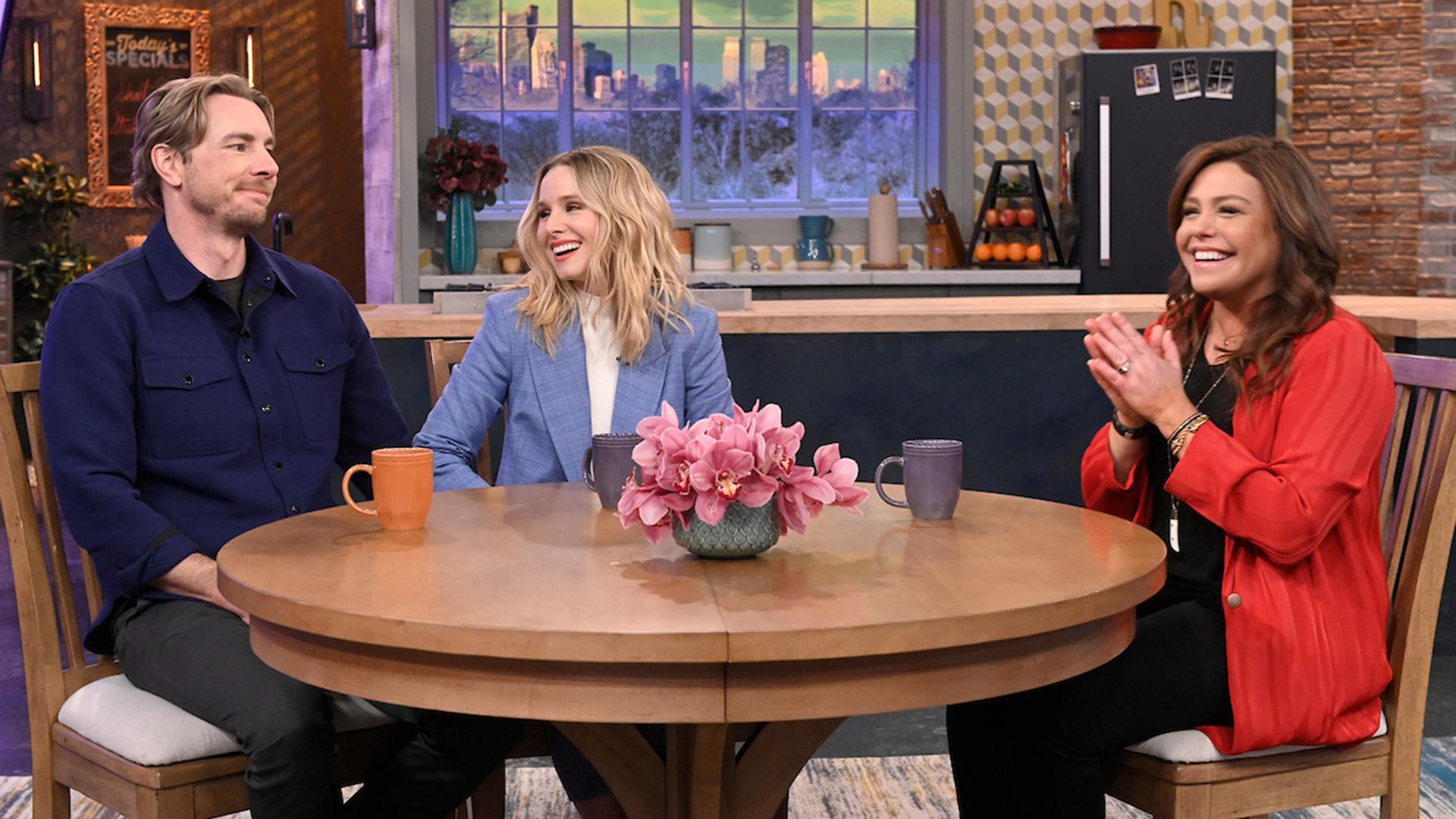 Kristen Bell Gives Clues About Frozen 2 Rachael Ray Show