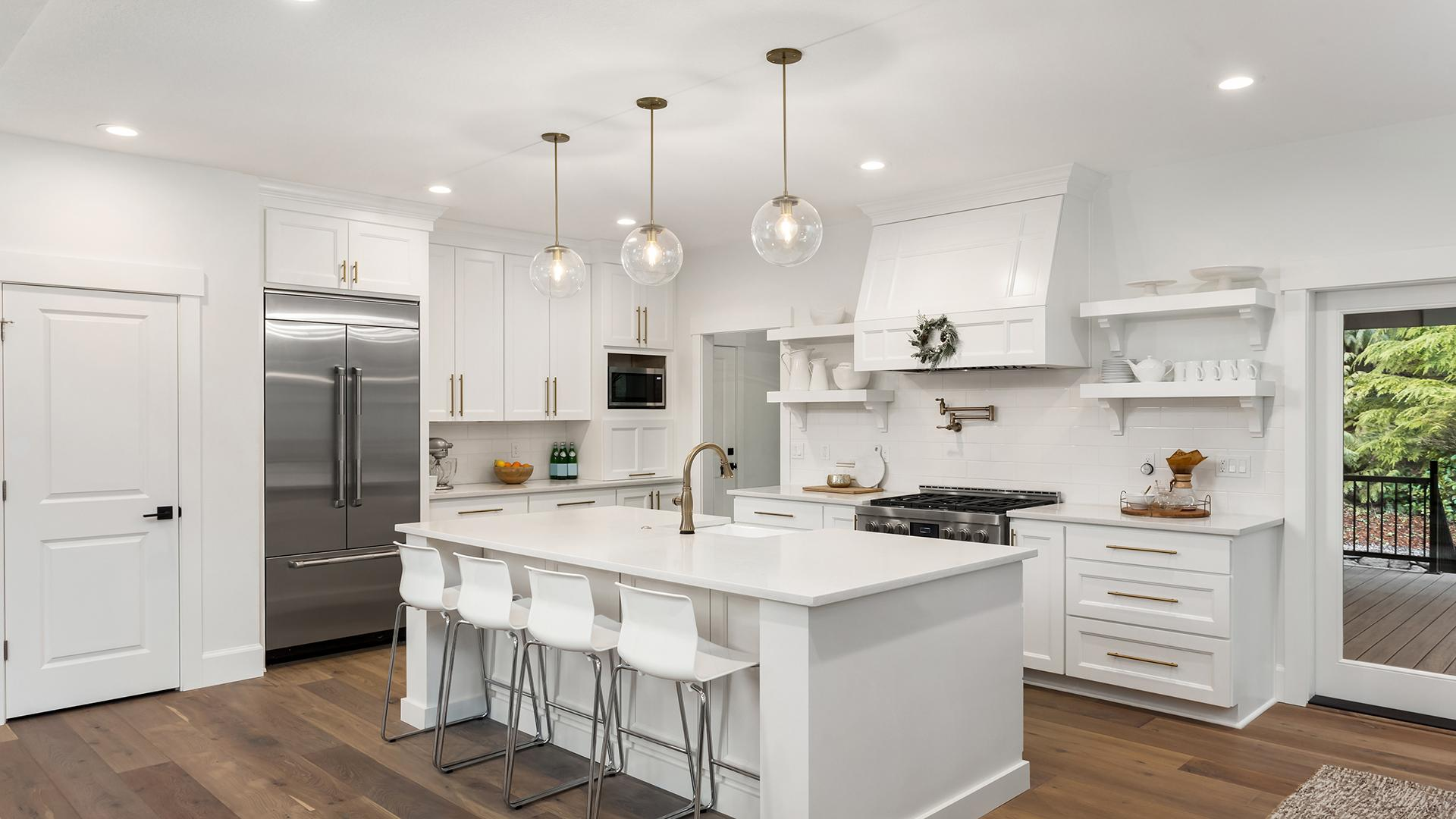 How High To Hang Kitchen Pendant Lights Rachael Ray Show