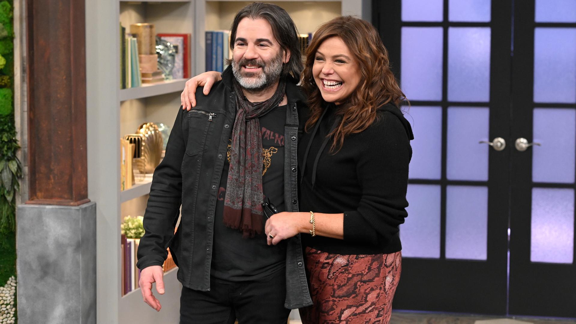 How Did Rachael Meet Her Husband John Rachael Ray Show