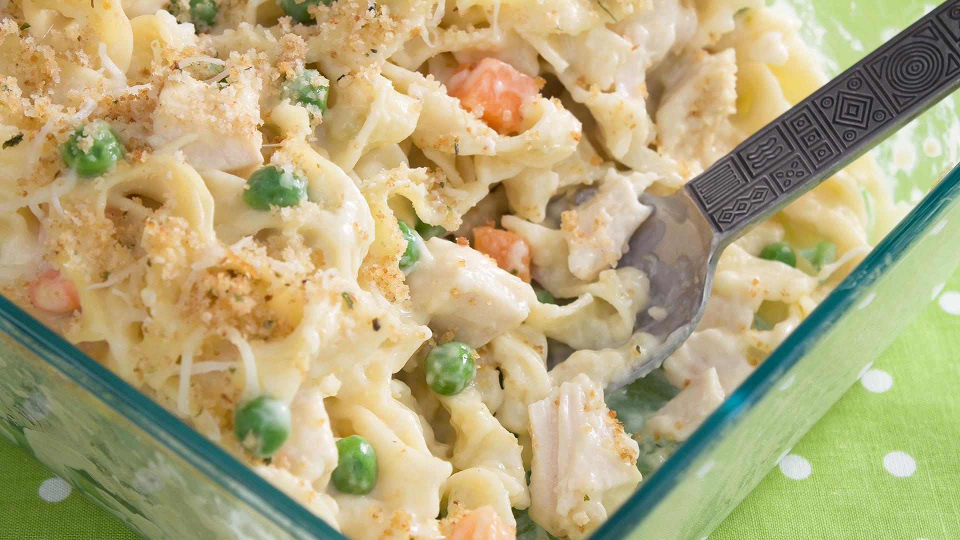 Freezer To Oven Entree Chicken Casserole Dinner Rachael Ray Show