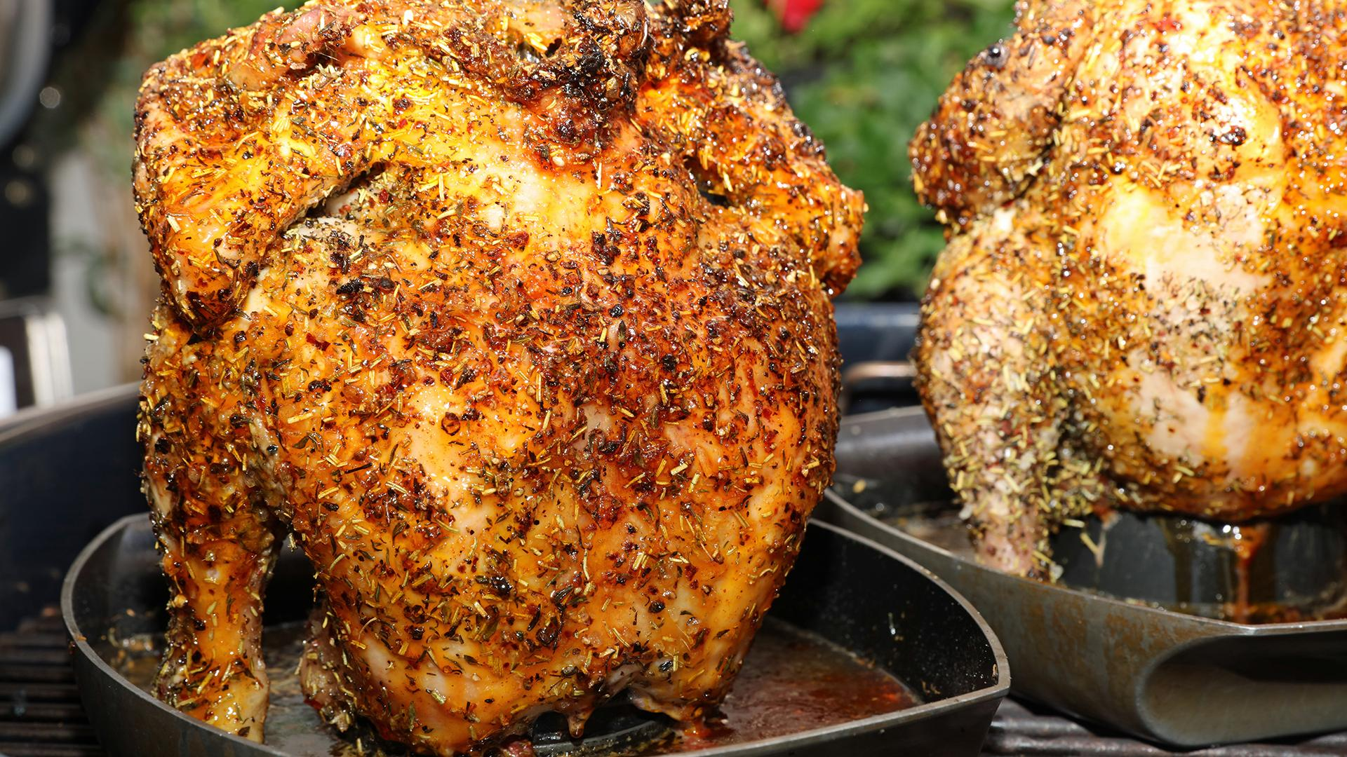How To Make Beer Can Chickens Stayhome With Rachael Rachael Ray Show
